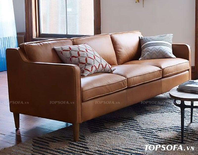 Sofa văng mang lại sự tiện lợi, êm ái cho người dùng.