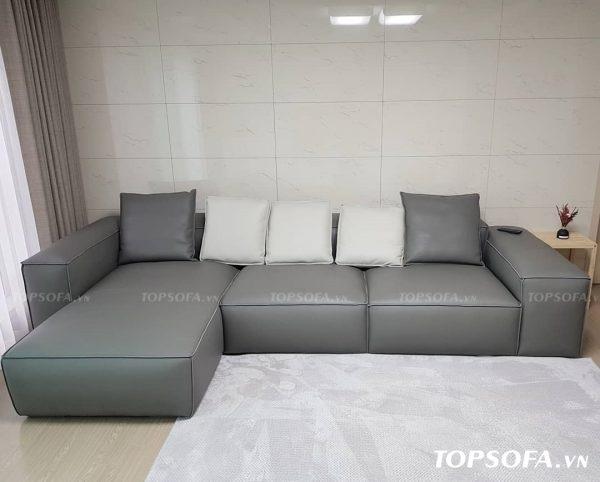 Sofa TS206 thiết kế không chân