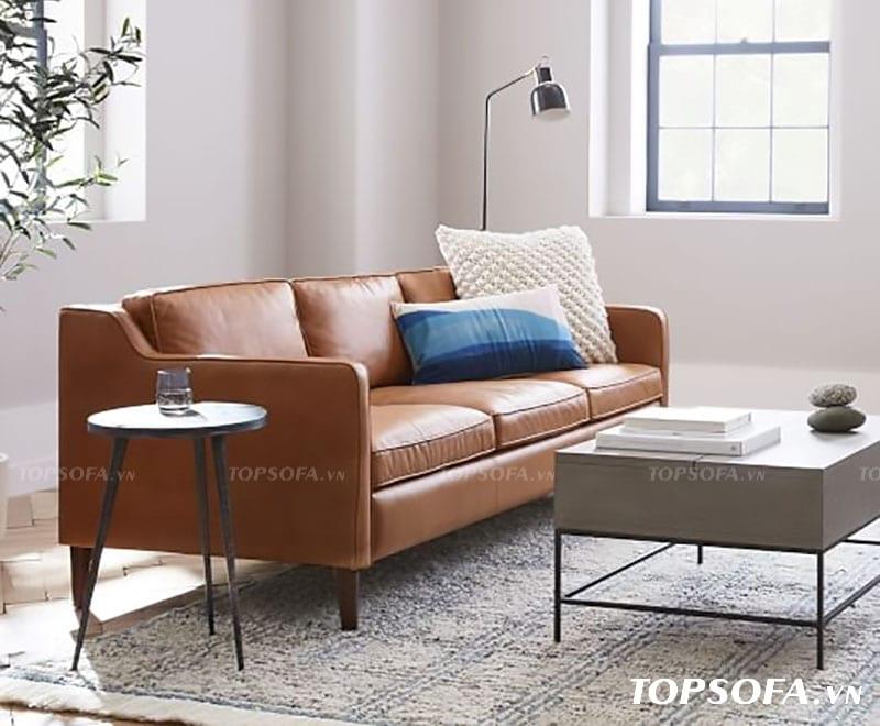 Sofa TS308 thiết kế chân ghế chắc chắn