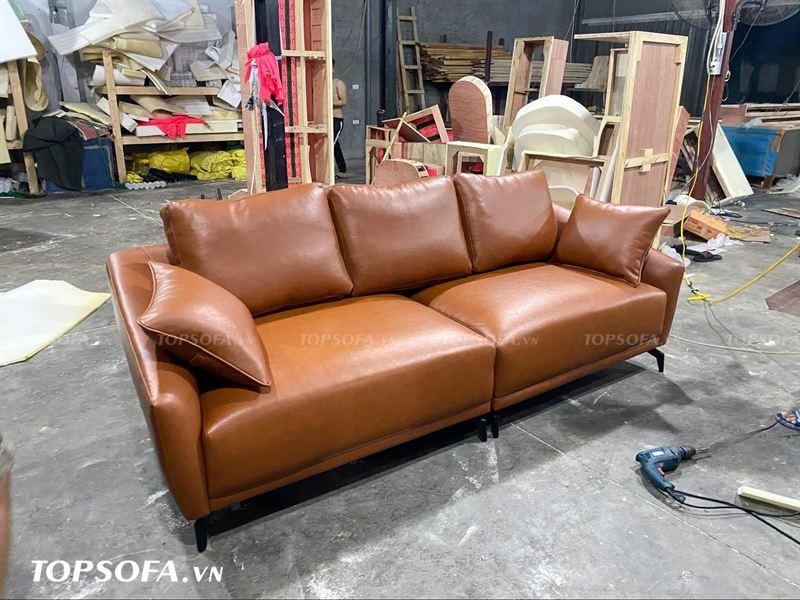 Sofa văng 3 chỗ TS315 phù hợp với mọi không gian