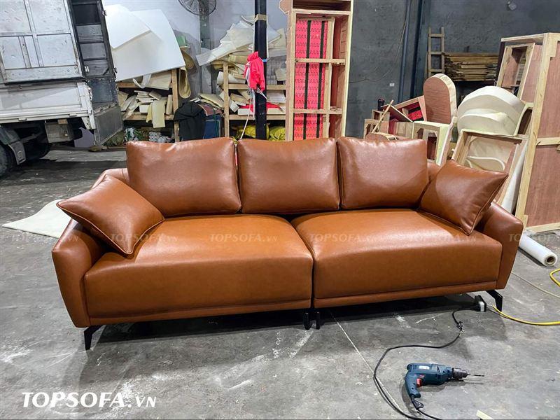 Sofa văng 3 chỗ ngồi TS315 đẹp