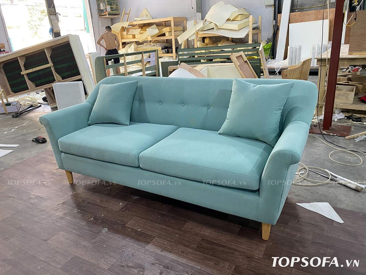 kiểu dáng sofa văng hiện đại