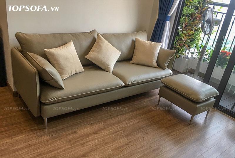 sofa văng vàng dịu
