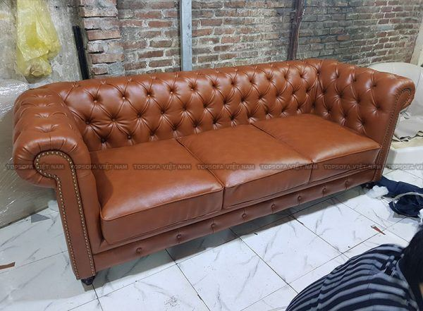 Sofa văng tân cổ điển TS508 phù hợp mọi không gian