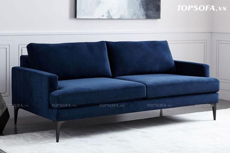 Sofa văng đang trở thành xu hướng mới trong thiết kế nội thất hiện đại.