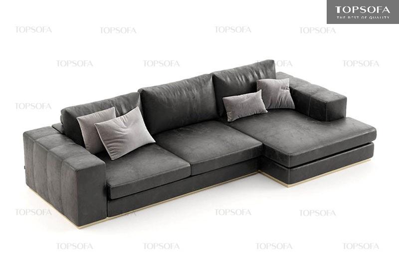 Sofa góc TS212 kiểu dáng chữ L