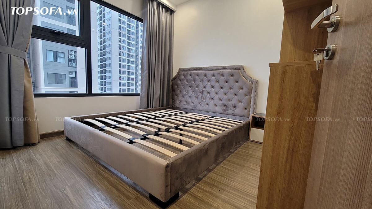 Lắp đặt giường ngủ tại Vinhomes Smart City