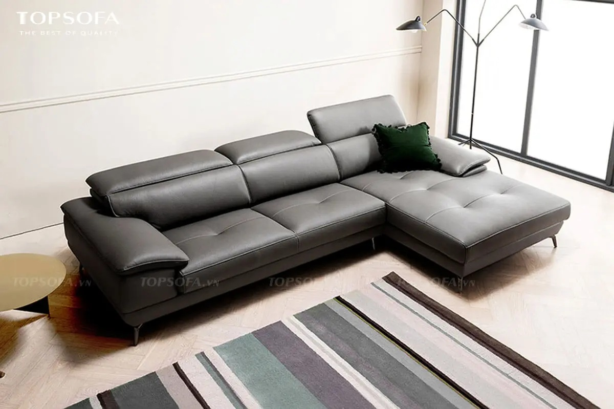 sofa ts221 thiết kế tựa lưng thông minh