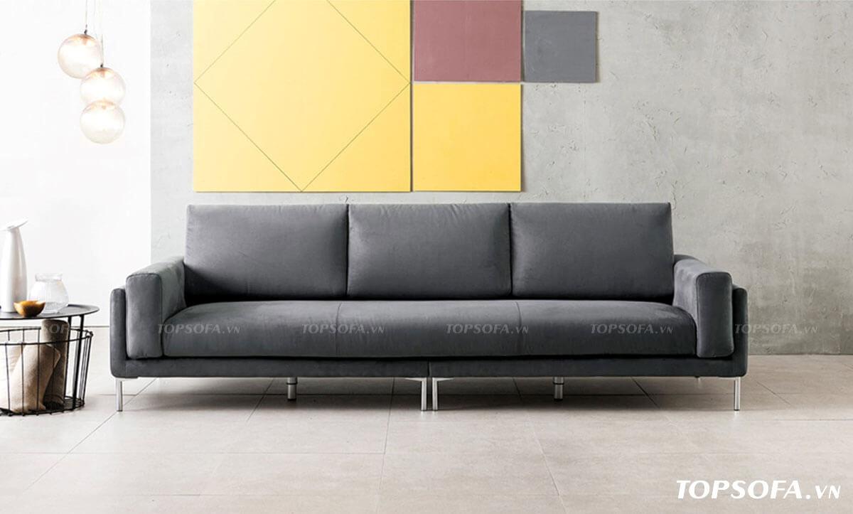 Sofa da công nghiệp đa dạng từ kiểu dáng tới màu sắc và có độ bền cao