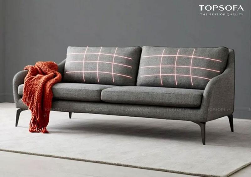 mặt trước ghế sofa TS344