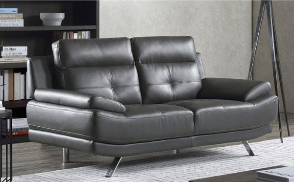 Sofa văng thường có thiết kế nhỏ gọn, linh hoạt, đơn giản phù hợp với không gian nhỏ và vừa