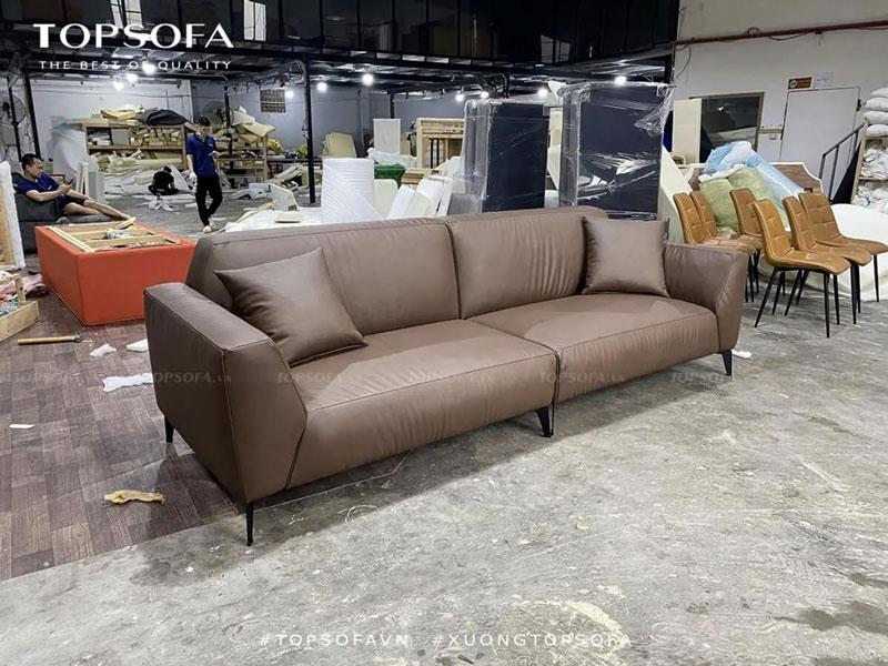 sofa TS347 làm tại xưởng
