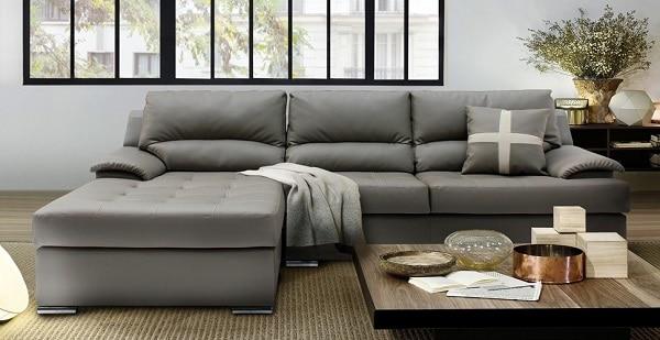 Mẫu sofa góc chữ L kích thước nhỏ là sự lựa chọn hoàn hảo cho những căn hộ chung cư