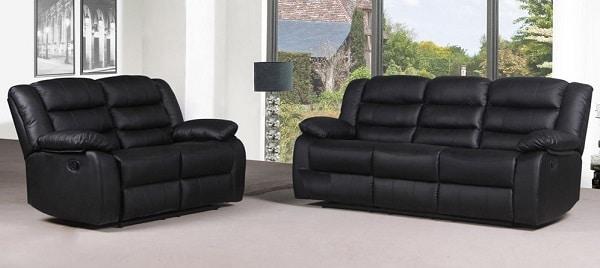 Sofa da cán là sofa được tạo nên từ phần nguyên liệu còn sót lại trong quá trình sản xuất các loại da khác.