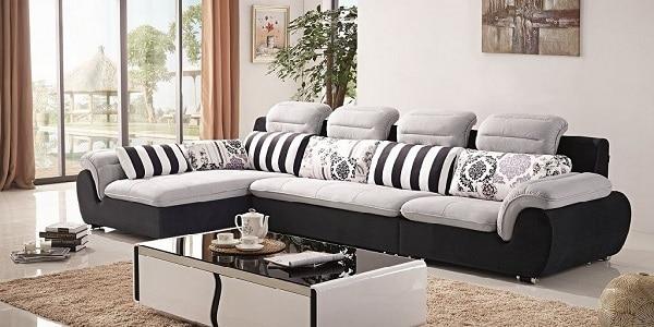 Do tính chất thiết kế đầu tròn mềm mại, dòng sofa này giúp cho việc nghỉ ngơi thư giãn trở nên tối ưu hơn, từ đó giúp gia chủ giảm được các chứng đau vai gáy, cổ.