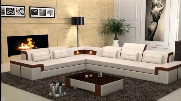 Mẫu sofa này có các khớp ghế di chuyển linh hoạt, mang lại rất nhiều lợi ích cho người sử dụng, ngoài ra còn có đèn led tăng tính lãng mạn, bí ẩn cho căn phòng.