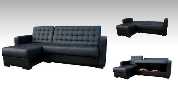Với cơ chế thu vào, mở ra linh hoạt, sofa góc giường giúp tiết kiệm diện tích và mang lại sự tiện nghi cho không gian sử dụng