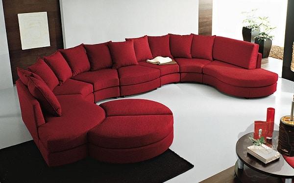 Nếu bạn đang tìm kiếm một chiếc ghế sofa góc hội tụ đầy đủ yếu tố đẹp, độc, lạ, sang trọng thì mẫu sofa này cực kỳ phù hợp với bạn