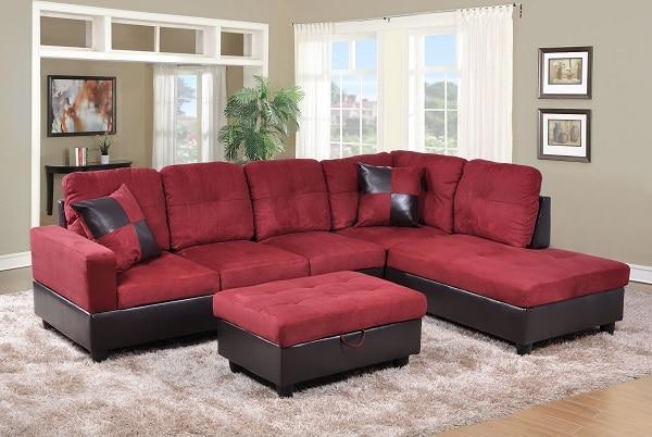 Nếu bạn muốn sự mới lạ thì mẫu sofa này cực kỳ phù hợp với không gian hiện đại, trẻ trung, tươi mới và sáng tạo