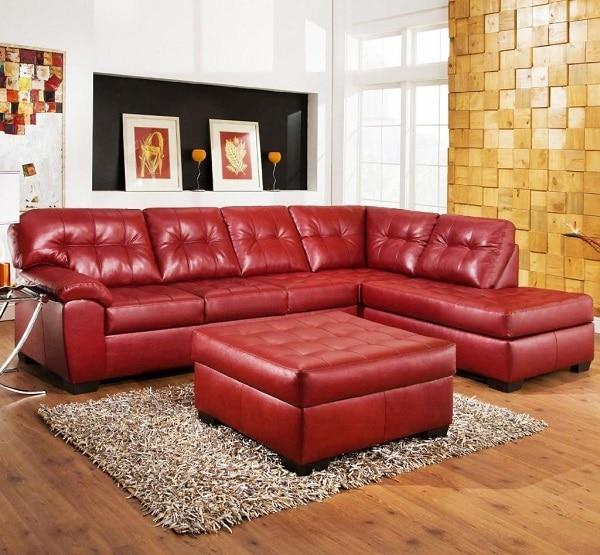 Mẫu sofa này phù hợp với không gian nhà hiện đại mang đến sự cá tính, trẻ trung, năng động
