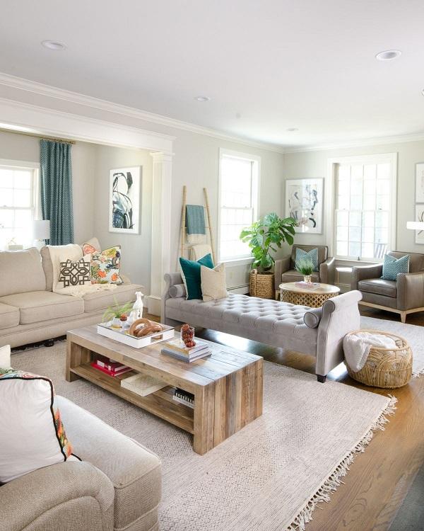 Do có thiết kế không lưng, vải nhung xám sáng mềm mại, rút trám tạo điểm nhấn êm, mẫu sofa này có thể tạo ra chỗ nằm thoải mái nhất cho người dùng