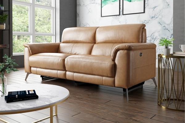 Trẻ trung, thanh lịch, tươi sáng là tất cả những gì mà chiếc sofa mini màu kem này sẽ mang đến cho bạn