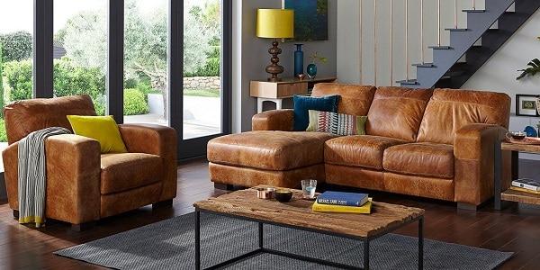 Nhã nhặn, thanh lịch, êm ái là những gì mà mẫu sofa chữ L mini này sẽ mang đến cho căn phòng của bạn