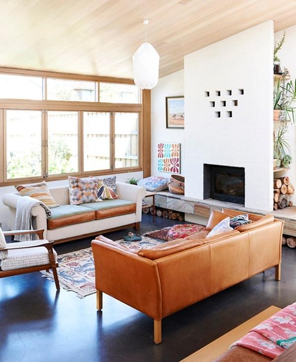 Nếu bạn mong muốn sự tươi mới, trẻ trung thì mẫu bộ sofa da mini này cực kỳ phù hợp với căn phòng của bạn