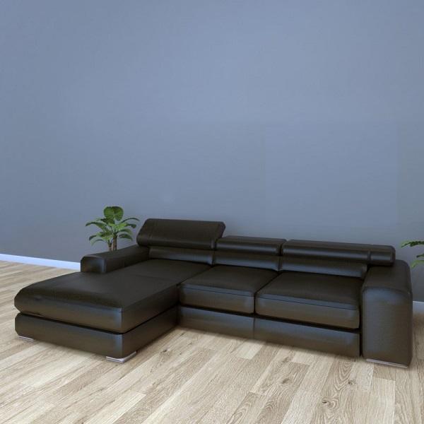 Với kích thước lớn cùng vẻ đẹp lịch sự, hiện đại, đây chính là mẫu sofa góc bạn không thể bỏ qua cho văn phòng của mình.
