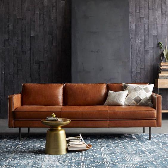 Sofa văng đơn 3 chỗ mang lại vẻ đẹp hiện đại đầy tiện nghi cho căn phòng của gia đình bạn.