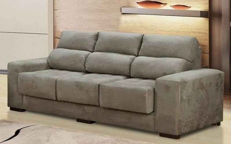 Sofa da lộn có thể dễ dàng kết hợp ở mọi không gian và thiết kế phòng ốc